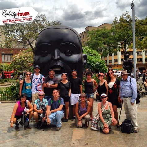 Real City Tours Free Walking Tours Medellin Colombia
