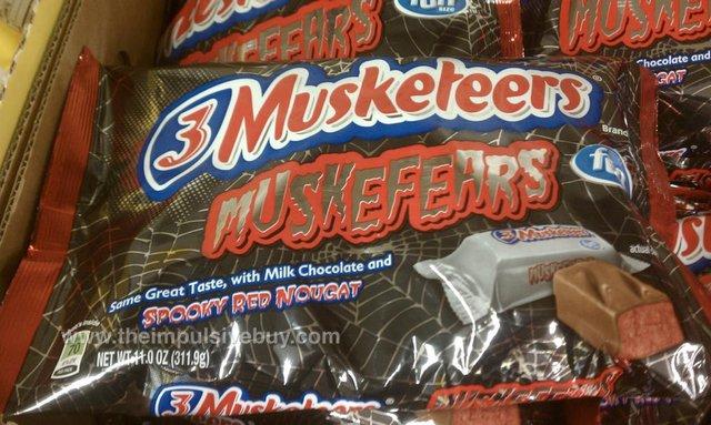 3 Musketeers Muskefears