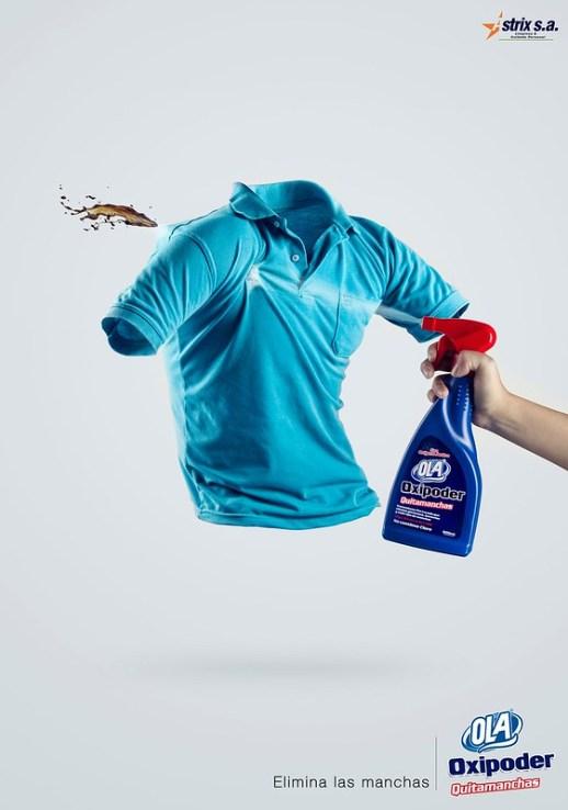 Ola - Eliminating stains 2