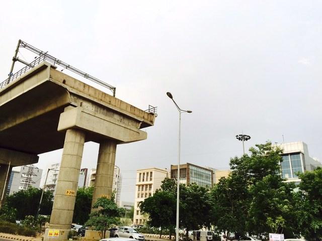 Delhi Metro - Last Points, Around Town