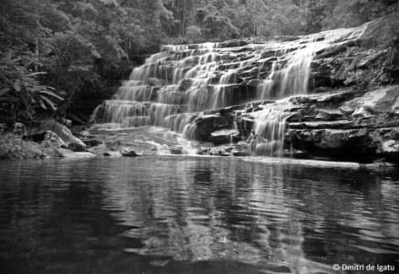 Cachoeira do Funis - Vale do Pati