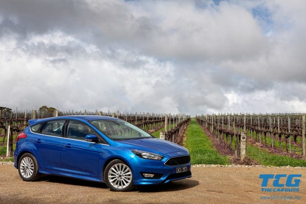 2015 Ford Focus Drive (13)
