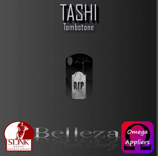 TASHI Tombstone