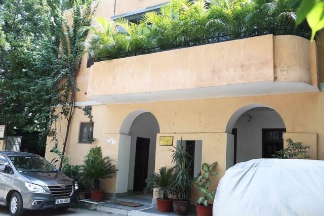 City Landmark – Chiki Sarkar's New Publishing House, Near Kamal Nursery