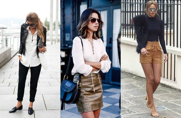 fall 2015 trends- lace ups