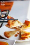 Sydney Food Blog Review of Simmer Huang, Chatswood: Spring Onion Pancakes
