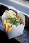 Cheesy Fries, $7, Miss Peaches, Newtown. Sydney Food Blog Review