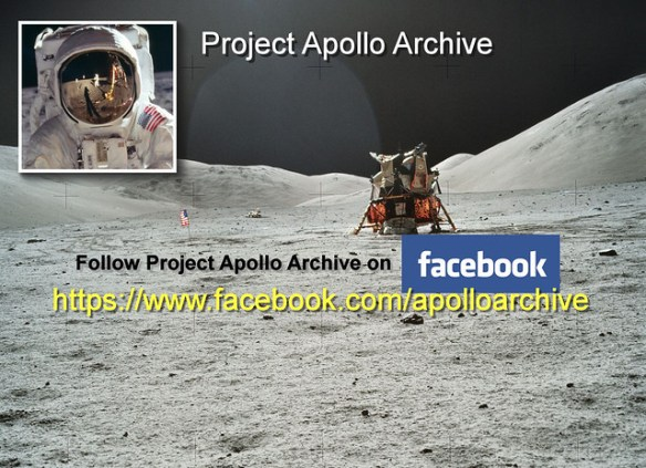 (also) Follow Project Apollo Archive on Facebook