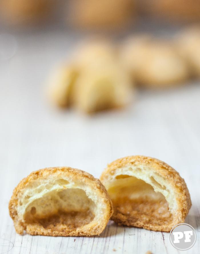 Pâte à Choux + Craquelin por PratoFundo.com
