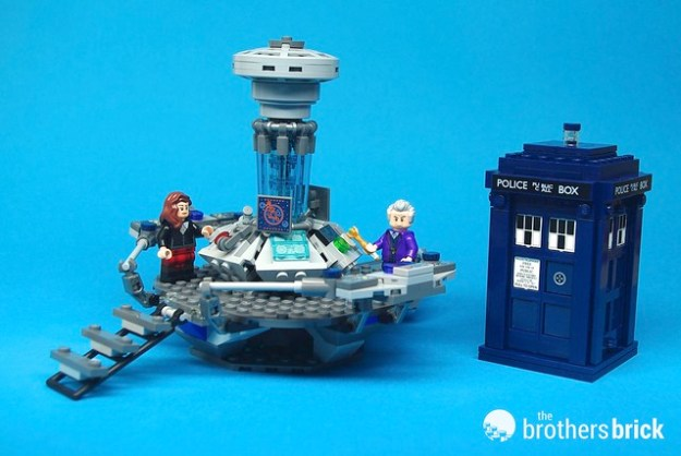 LEGO Doctor Who set (1)