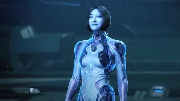 Halo 5 - Cortana