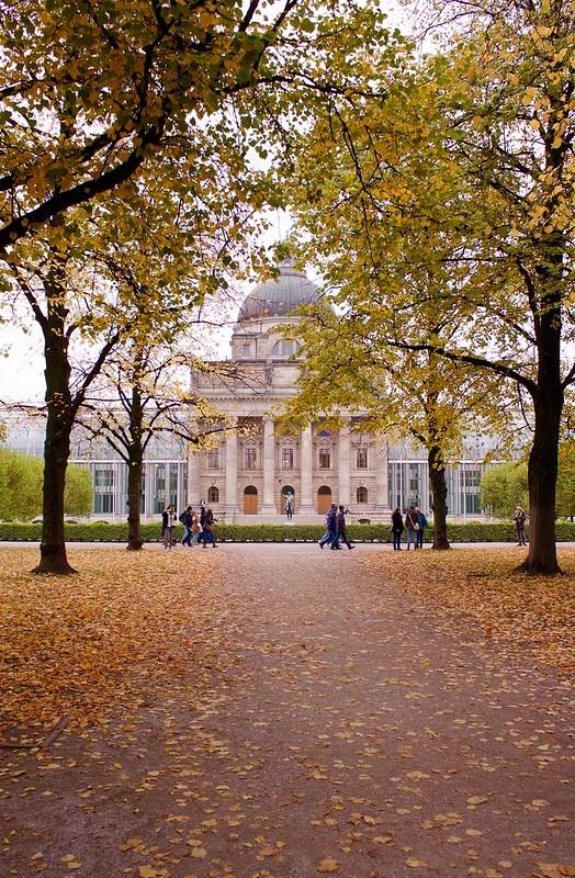 Hofgarten - München