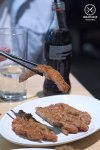 Pork Cutlet, Din Tai Fung, Chatswood: Sydney Food Blog Review