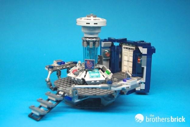 LEGO Doctor Who set (7)