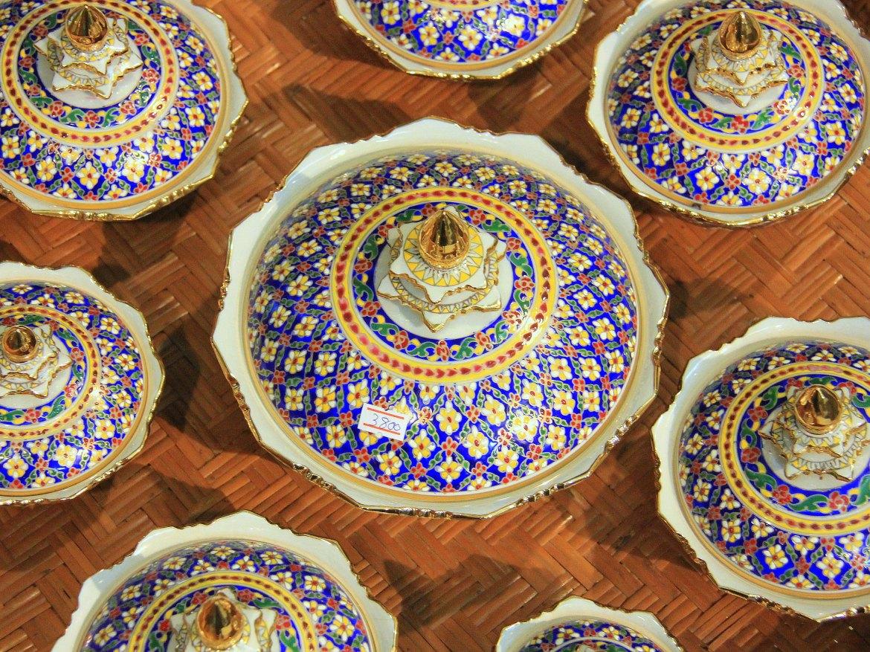 #travelbloggerindia #thailandtourism #benjarongporcelain #thaihandicraft
