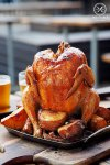 Sydney Food Blog Review of Rocks Brewing Co, Alexandria: Beer Can Chicken