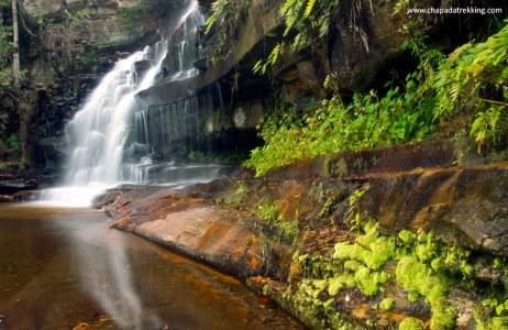 Cachoeira da Altina - Vale do Pati