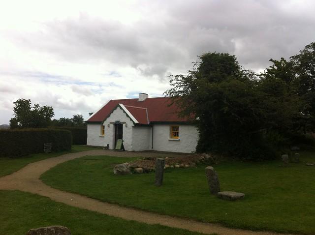 Greenan house cottage and cafe, in the same estate hosting Greenan Maze