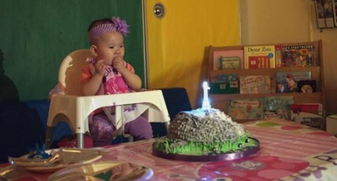 Adalynn's First Birthday
