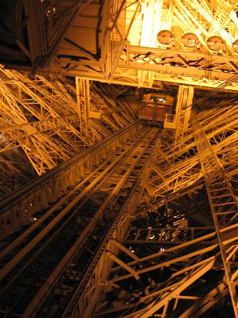 PARIS Eiffel Tower por Tiago Dias