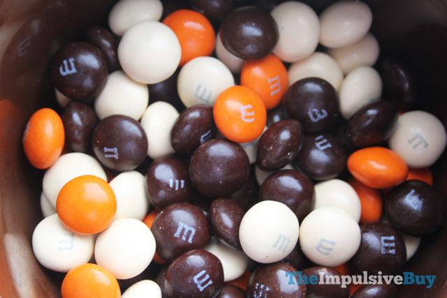 Pumpkin Spice Latte Milk Chocolate M&M's 4