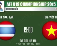 Xem lại: U19 Thái Lan vs U19 Việt Nam