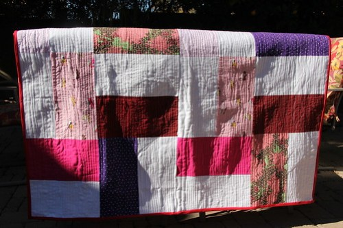 Baby Quilt for Nonnie