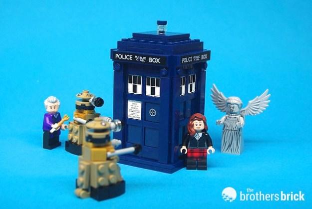 LEGO Doctor Who set (2)