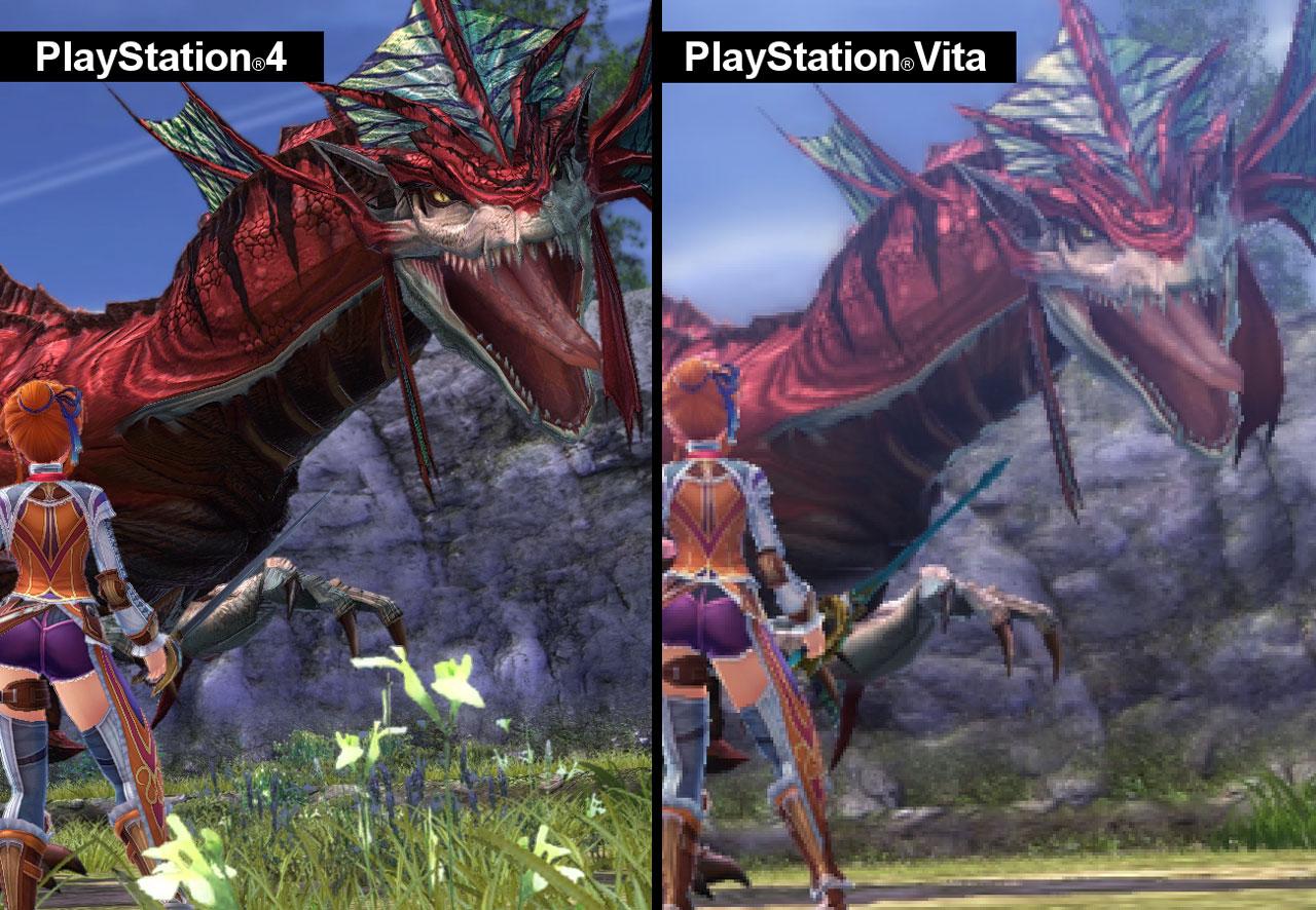 Vita / PS4 2