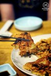 Sydney Food Blog Review of BCD Tofu House, Epping: Seafood Pancake