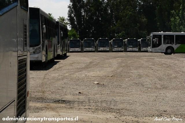Transantiago - Metbus - Terminal Departamental