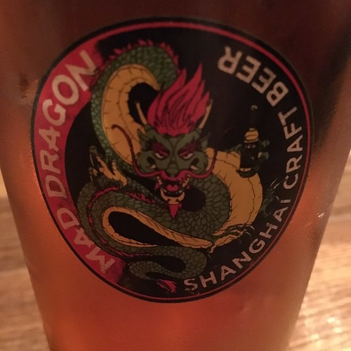 Mad Dragon Shanghai Craft Beer