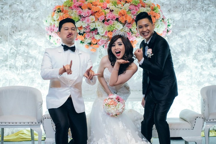 Gofotovideo Wedding at Whiz Prime Jakarta 036