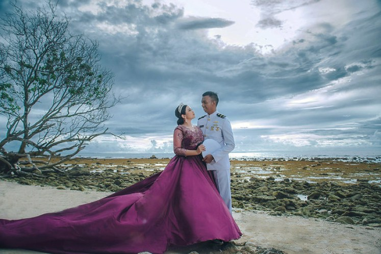 Gofotovideo Prewedding at Tanjung Lesung 015