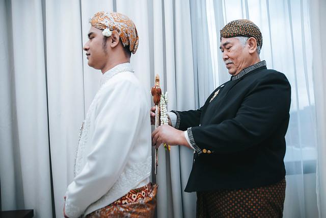 gofotovideo wedding at CIMB Niaga Bintaro akad nikah 015