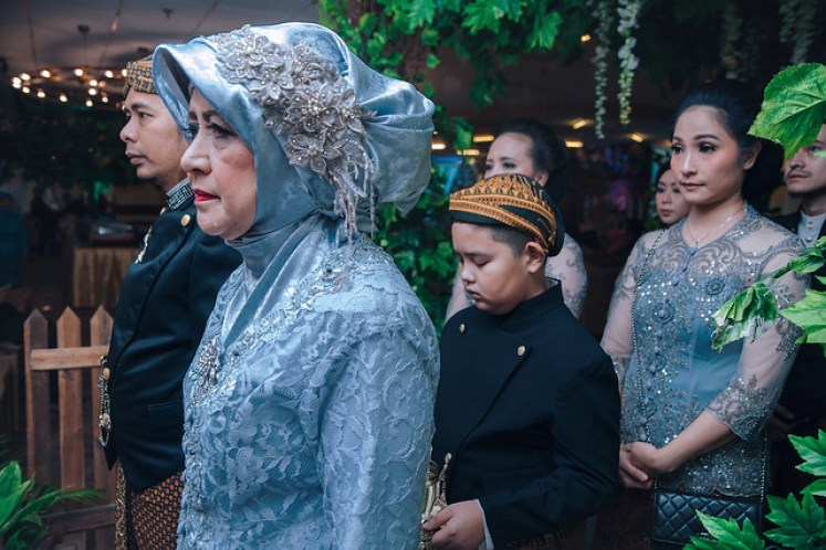 gofotovideo wedding at CIMB Niaga Bintaro akad nikah 009