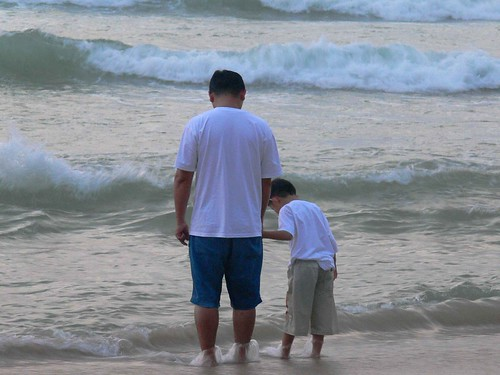 Father & Son (Phuket Version)