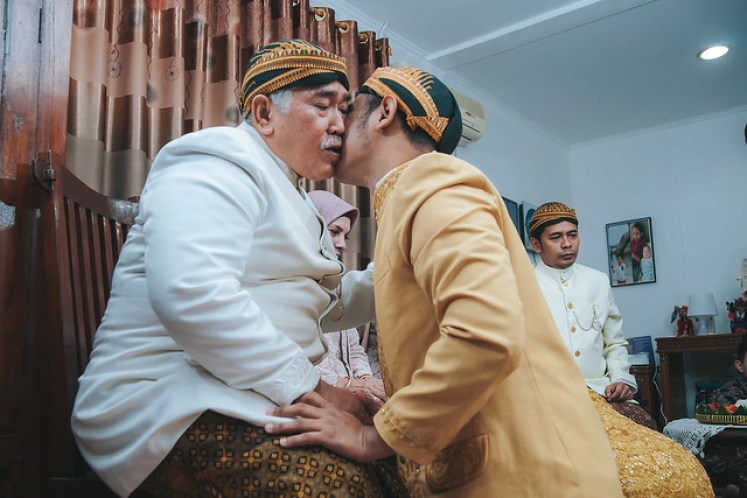 Gofotovideo Siraman Adat Jawa Indah 040