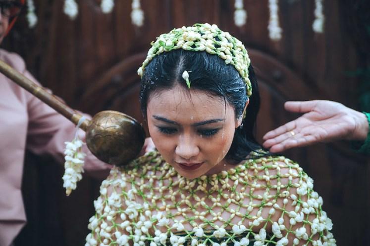 Gofotovideo Siraman Adat Jawa Indah 015
