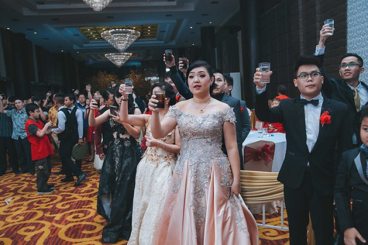 Gofotovideo Wedding at Whiz Prime Jakarta 011