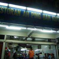 JJCM :- Restaurant Ah Ping Bak Kut Teh, Subang