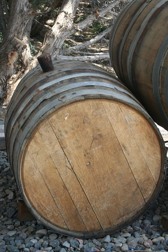 Barrels at San Dominique