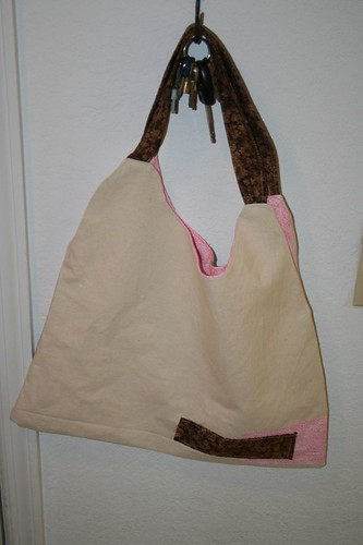 swing bag in neutrals