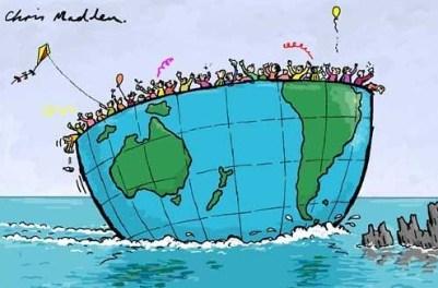Importancia del control de la natalidad. Semos muchos y nos queda poca Tierra a repartir.