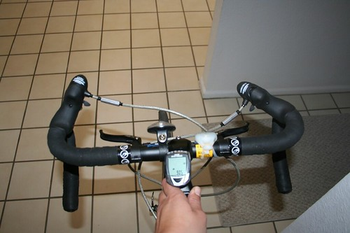 which handlebar is not like the other