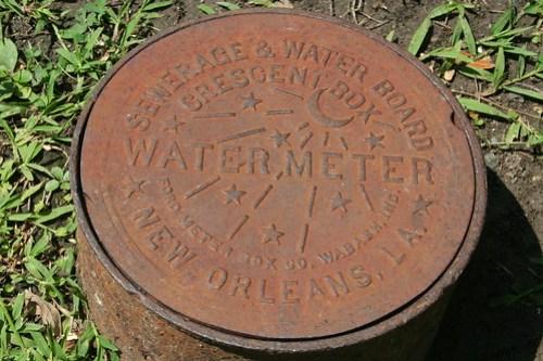 Rust a southern patina