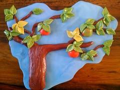 Summer Fruit Tree