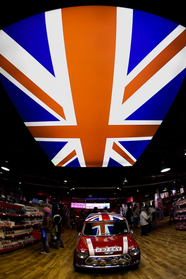 Union Flag &#038; Mini