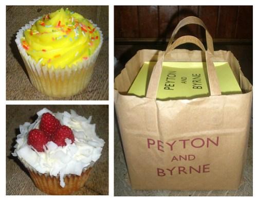 Peyton & Byrne Cupcakes