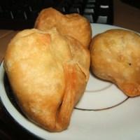 Shingarra...A Bangladesh Snack
